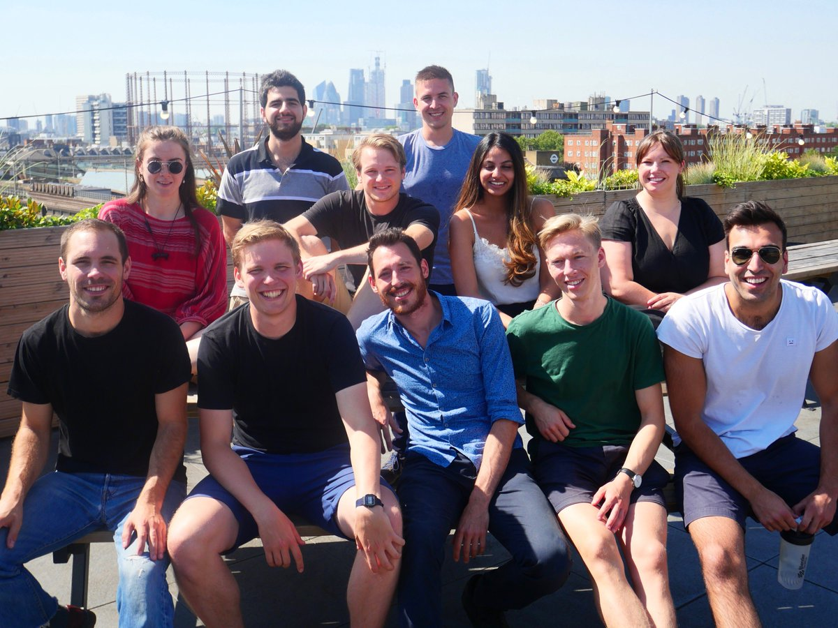 'Find mentors or angels who are close to your stage in terms of where the company is' – @ublend_edu CEO and Oxford alum Anders Krohn shares advice for budding entrepreneurs: https://t.co/0ePQdMVESW