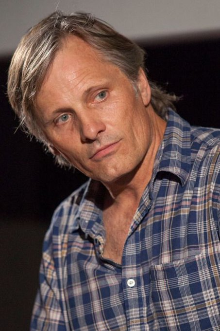 Happy birthday, Viggo Mortensen!