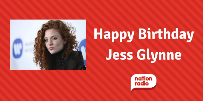 Happy Birthday Jess Glynne, she s 29 today!  She ll be in London performing at the O2 on 20th November.