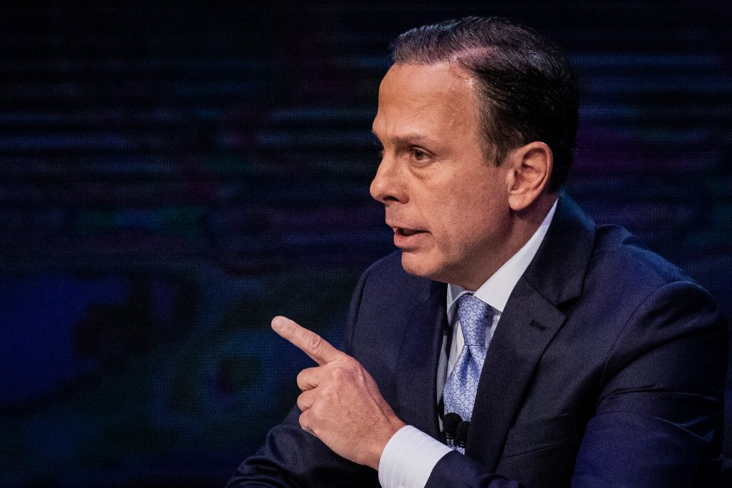 Candidato ao governo de SP | Volume de material apreendido pela PF pode ampliar suspeita sobre Doria https://t.co/ukH3Yy1mia
