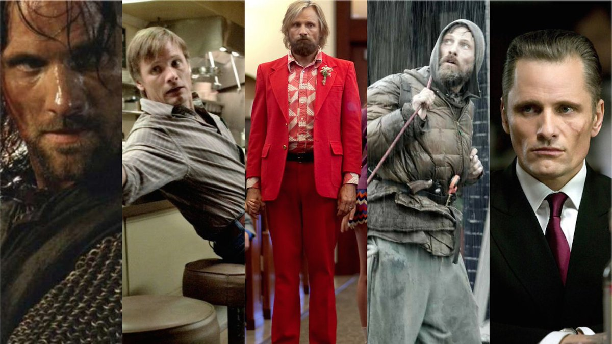 Viggo Mortensen en 5 rôles marquants -  https://t.co/YTHdybRsHB