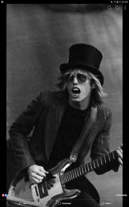 Happy Birthday Tom Petty. You are missed!