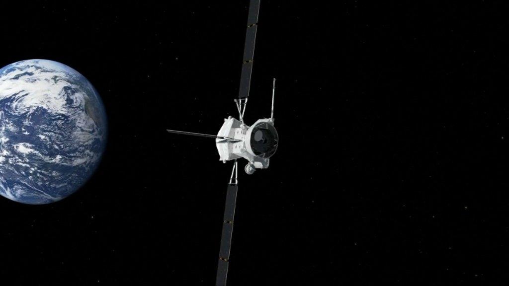 VIDEO - Cap sur Mercure ! Le satellite BepiColombo a commencé son voyage vers la planète la plus proche du soleil https://t.co/LQgRXRTPDc