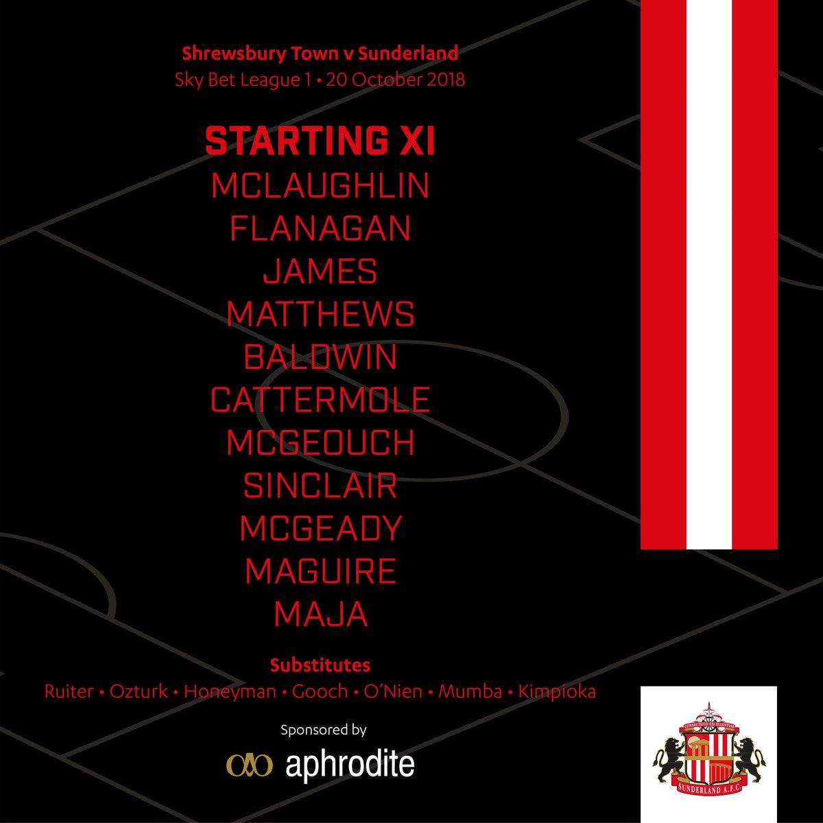 Shrewsbury Town v Sunderland AFC Dp8_cywX4AEJqha