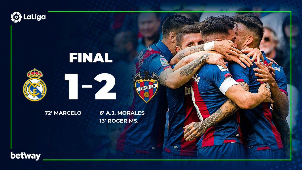 Levante UD �'s photo on #RealMadridLevante