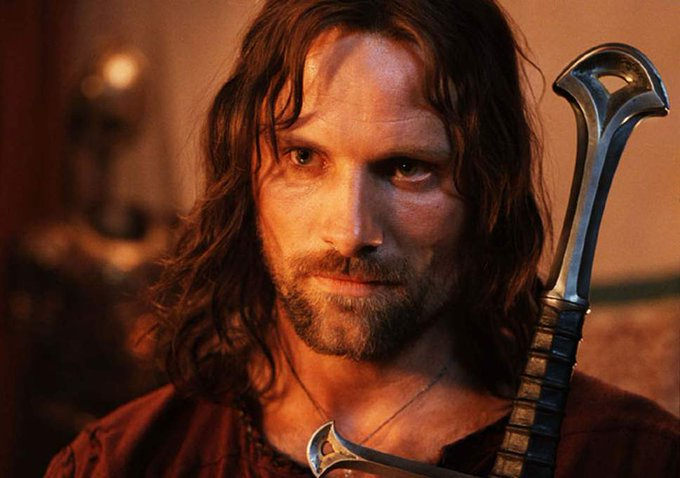 Happy 60th Birthday Viggo Mortensen!