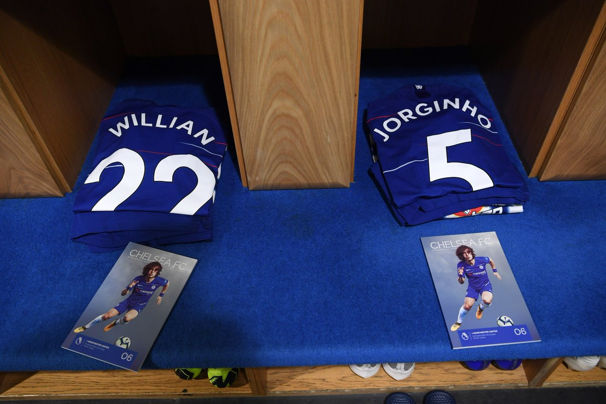 Chelsea FC's photo on TEAM NEWS