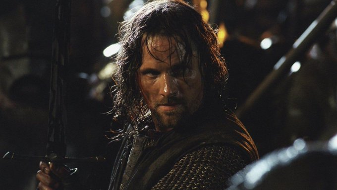 Happy 60th Birthday to Viggo Mortensen.