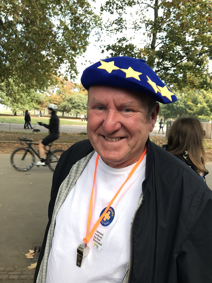 Ian Livingstone people's vote EU