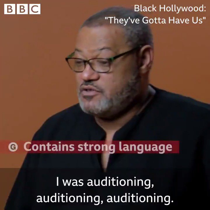 We cant let Hollywood tell our stories. Weve got to tell our own stories. #BlackHollywood: Theyve Gotta Have Us | 9pm | @BBCTwo | bbc.in/2q3bje5
