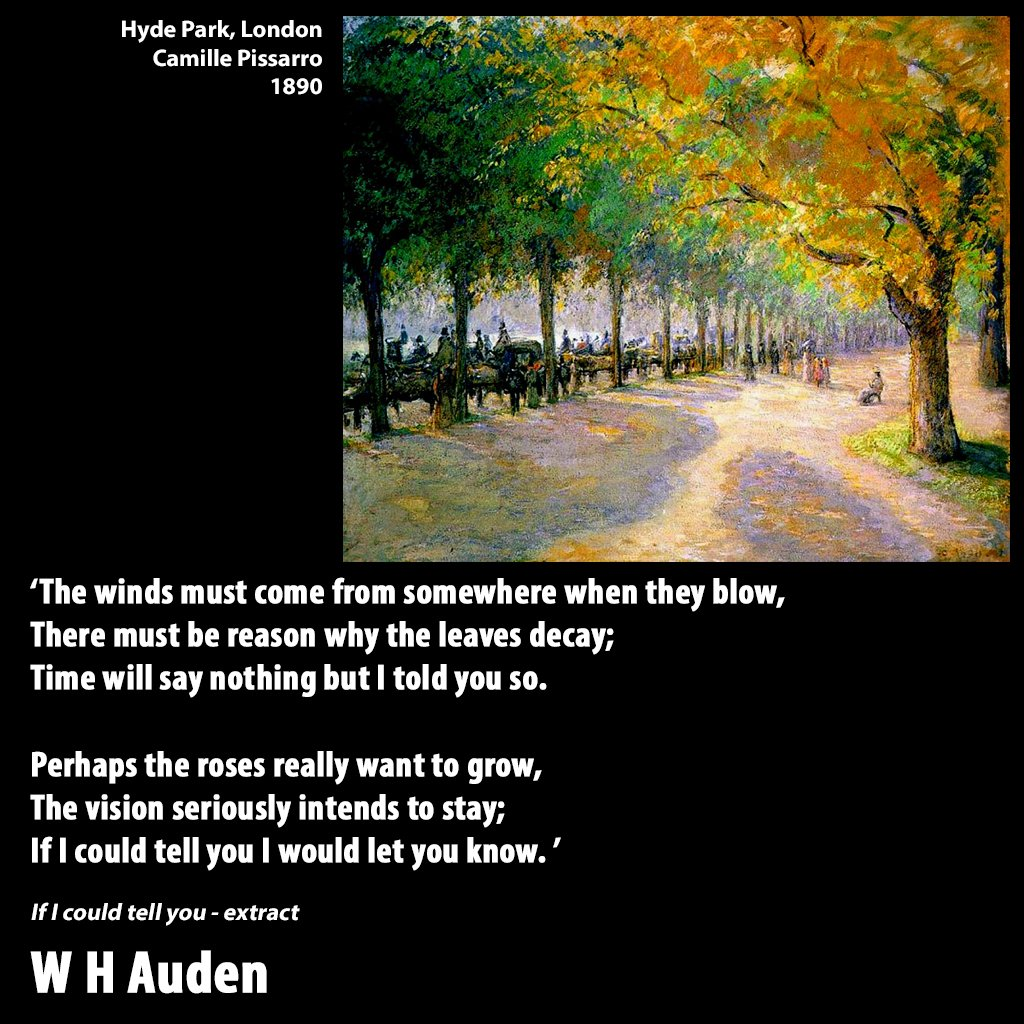 if i could tell you auden