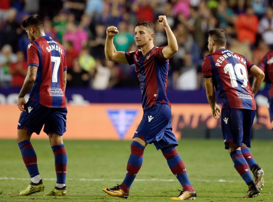 هدف ليفانتي الثاني في شباك ريال مدريد