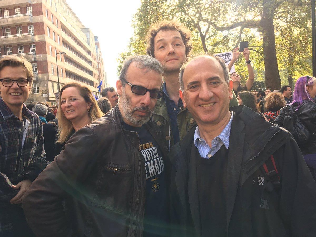 David Schneider's photo on #PeoplesVoteMarch