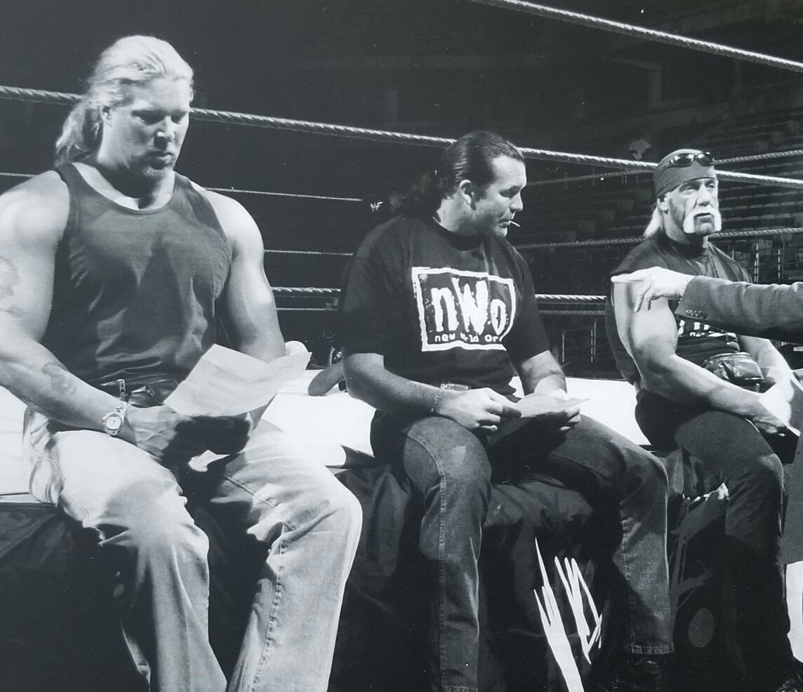 One week away to the Original NWO reunion go to https://t.co/ydeY13uBVP for all the information https://t.co/Ttbb3b7oFb