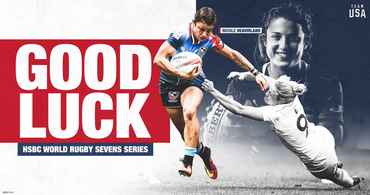 The vision is clear for the women of @USARugby 🇺🇸 » secure a berth to #Tokyo2020.   🛑 one on the route towards Olympic qualification kicks off in Glendale, CO at #USAW7s.   Today's agenda: 🏴, 🇨🇳, 🇳🇿 | https://t.co/DWIkmlId6O