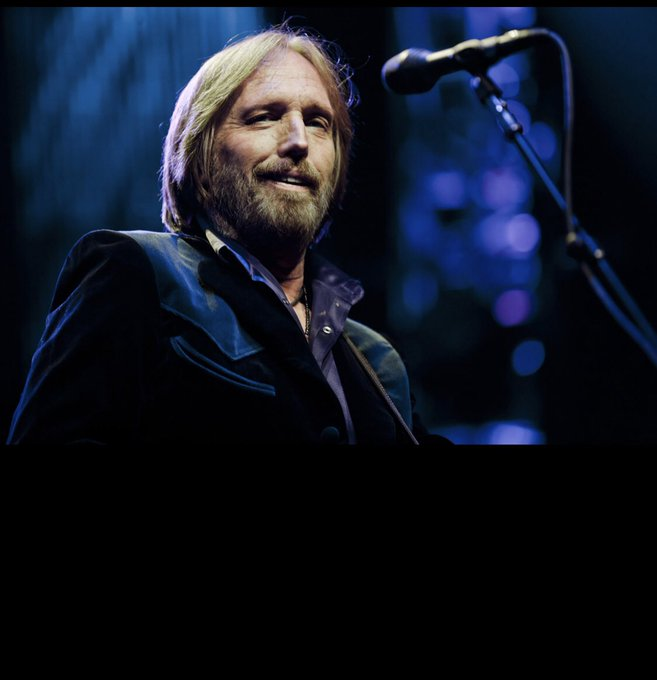 Happy birthday Tom Petty. RIP