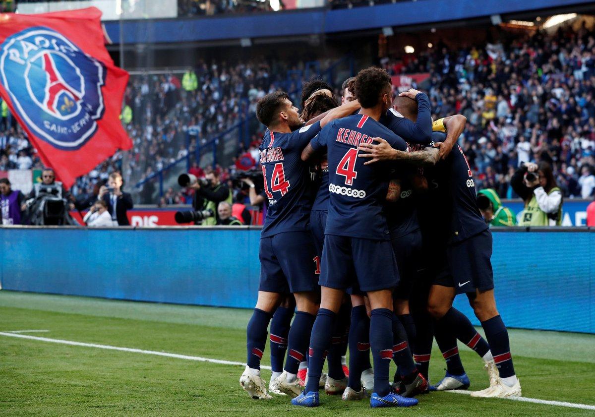 Xem lại Reims vs PSG, Coupe da la Ligue – 23/01/2020