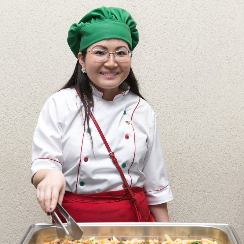 test Twitter Media - Former Leo and now Lion Caroline is a New Voice in Service - serving pasta at a recent fundraiser. Do you know a New Voice in Service in your club? Share your #NewVoicesService story! https://t.co/sYATzC4ekc