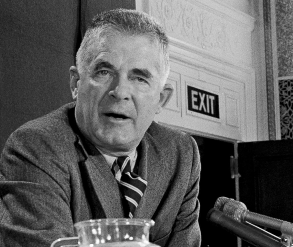 After he was fired at President Nixon's behest 45 years ago tonight, Watergate special prosecutor Archibald Cox said, 'Whether ours shall continue a government of laws and not of men is now for Congress to decide and, ultimately, the American people.'