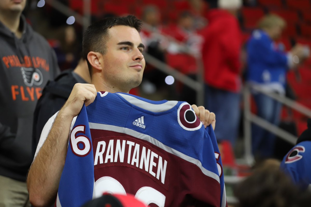 Proudly reppin' in Canes Country!  #GoAvsGo