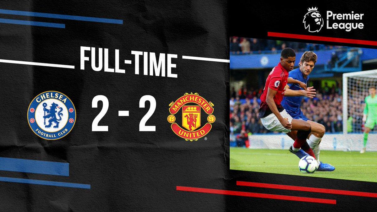 Chelsea-Man Utd