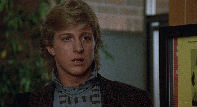 Happy Birthday to William Zabka who\s now 53 years old. Do you remember this movie? 5 min to answer!
