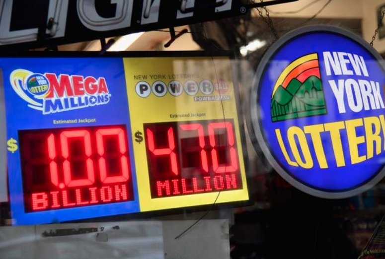 Mega Millions lotto jackpot reaches £1.26 billion - here's how you can bet on it from the UK #MegaMillons https://t.co/9I50CrkBkG