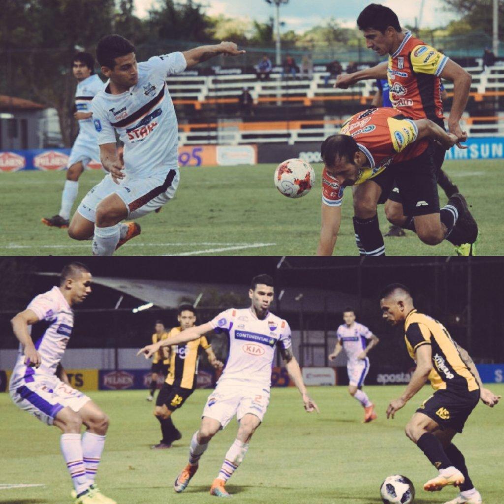 🏆 ¡HOY 2 juegos por la Fecha 15 del #Clausura2018! 👏🏼  ⌚️18:00 #GralDiaz 🆚 #Santaní  ⌚️20:00 #Nacional 🆚 #Guaraní  😃 ¡Vivilos y disfrutalos con los mejores cortes del país😋🍖🤤, en #LDOCentro y #LDOPaseo!👏🏼⚽️😄 #LaParrilladaDelFutbolNacional🇵🇾 https://t.co/iWEIIe3sHv