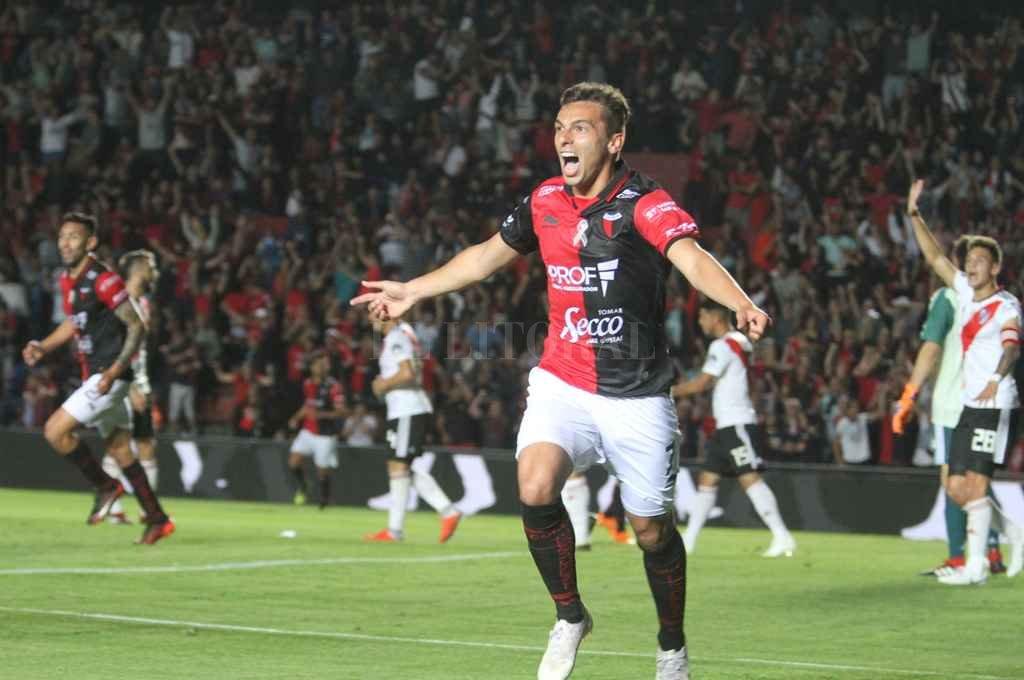 Colon Santa Fe 1 River Plate 0 - Superliga 2018/19 (Fecha 9) - Vídeo Dp9LnotWkAE2mp6