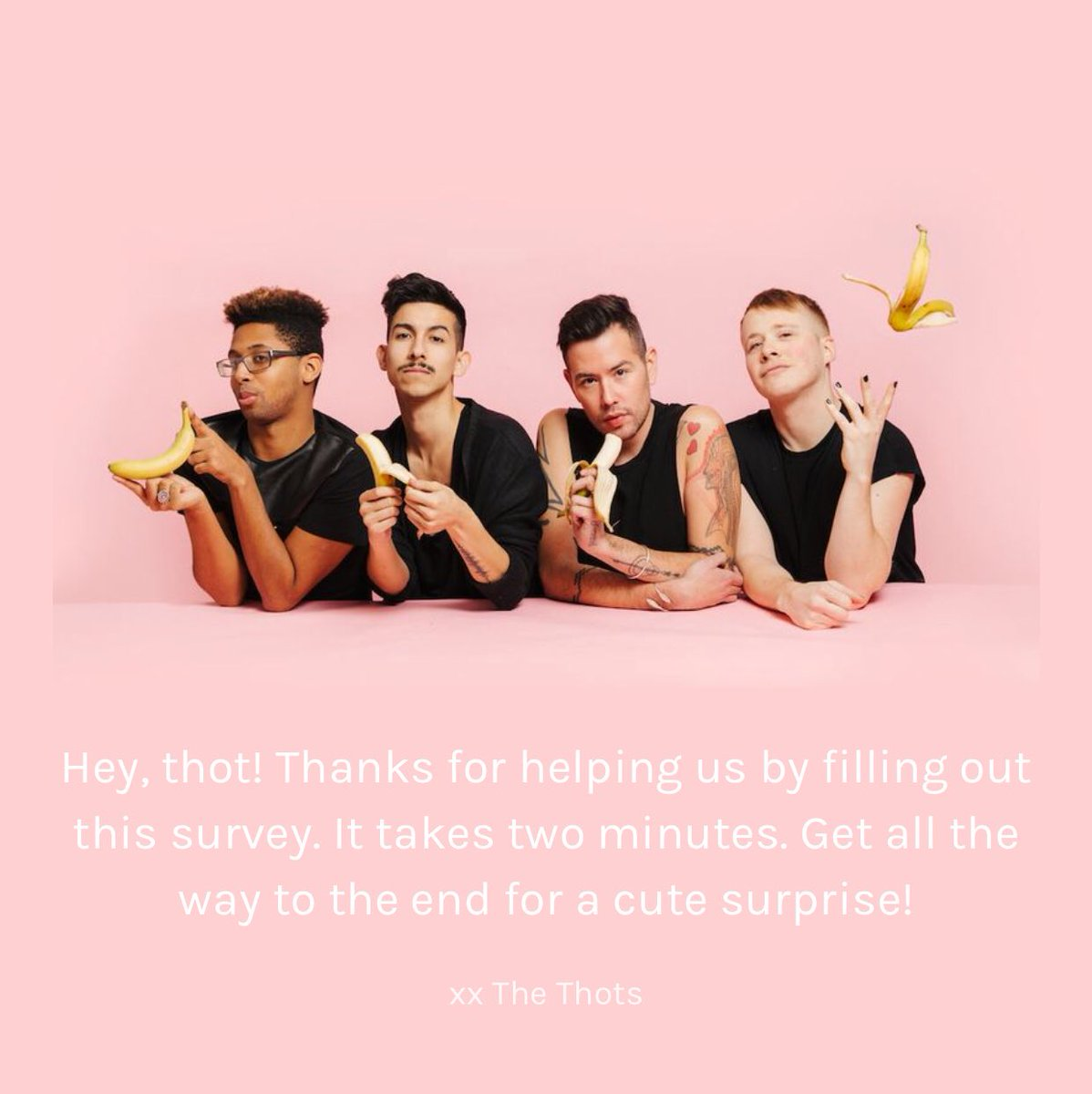Hey queers! We need your help making Season 3. Fill out our extremely cute
