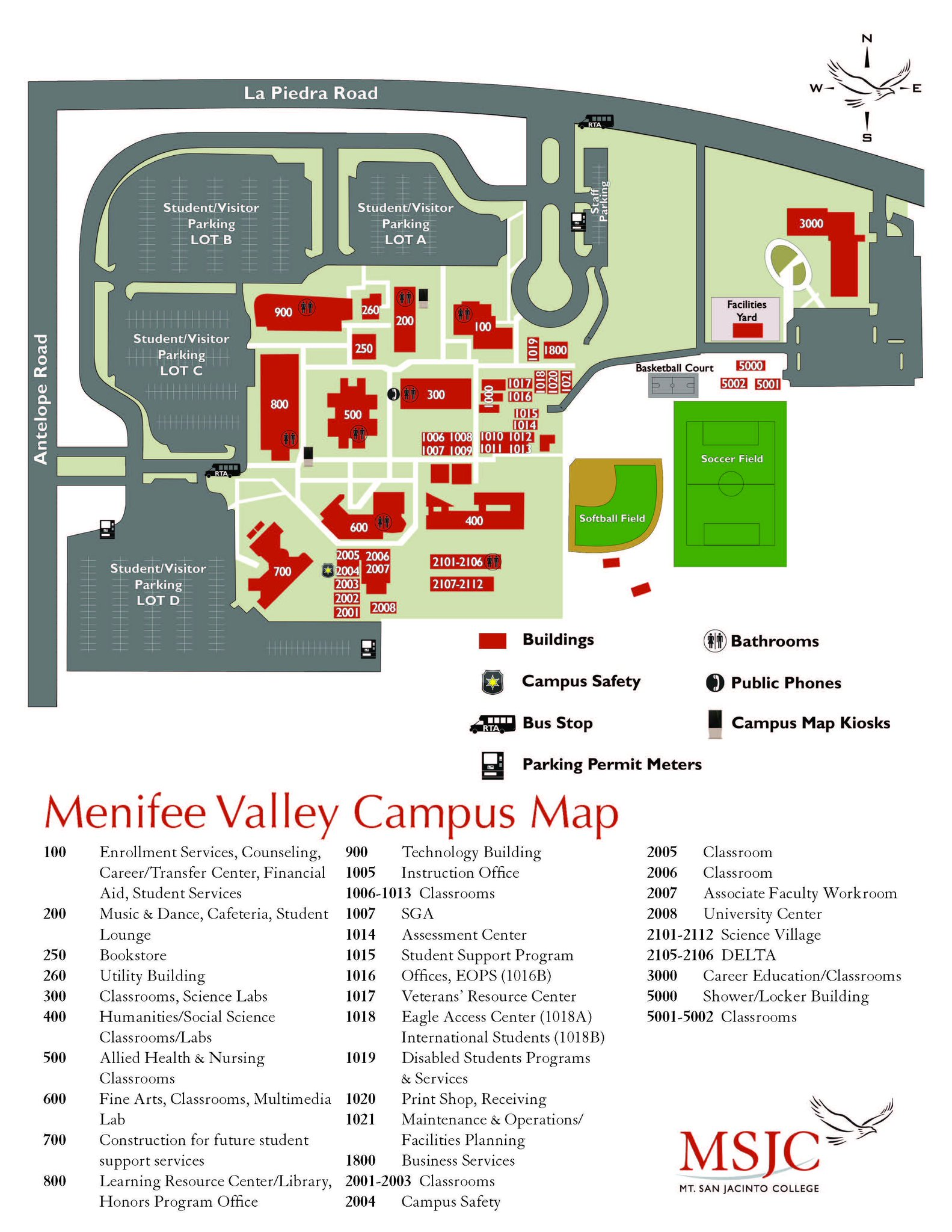 Msjc Menifee Campus Map MSJC on Twitter: