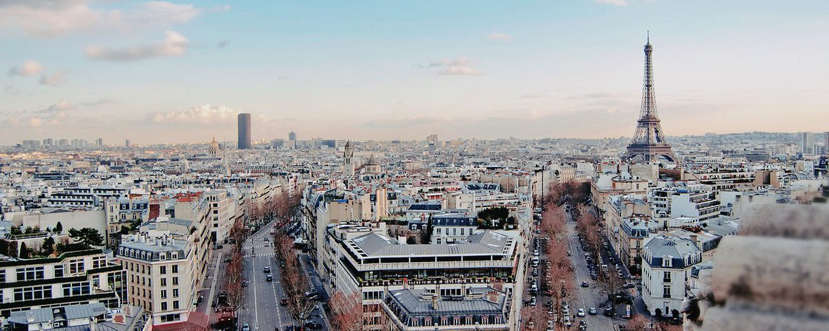 Paris is always a good idea. See all our favorite haunts in our city guide: https://t.co/u68IlhmyGK