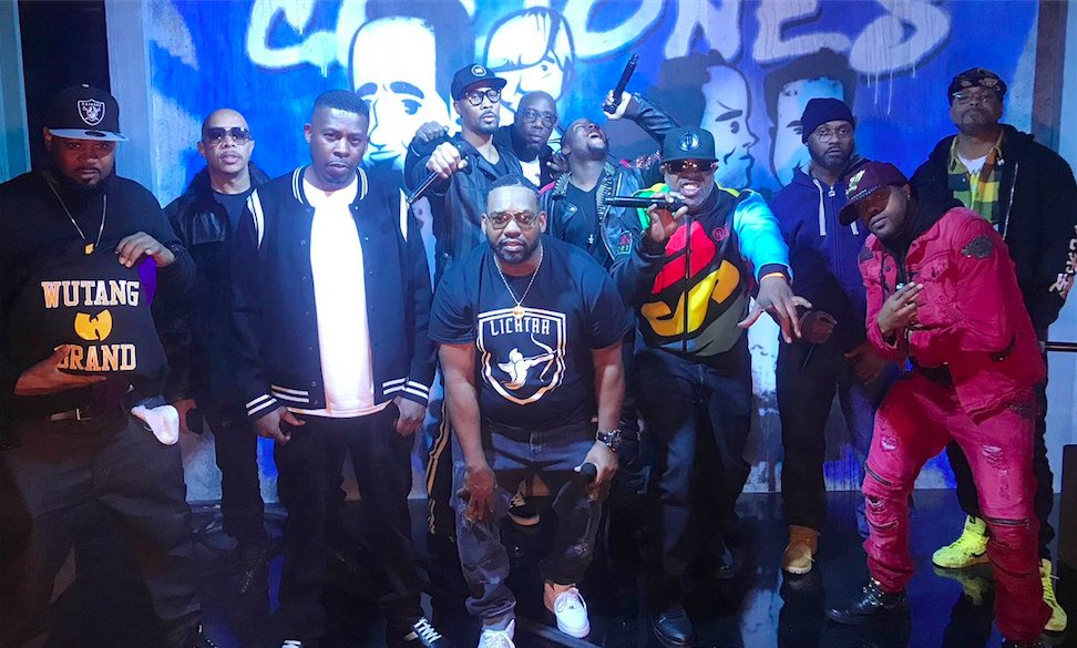 .@WuTangClan Perform 'Protect Ya Neck' & 'C.R.E.A.M.' on 'Jimmy Kimmel Live!' bit.ly/2Cyy3Kq