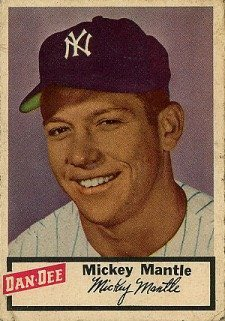 Happy birthday to one of the best ever Mickey Mantle