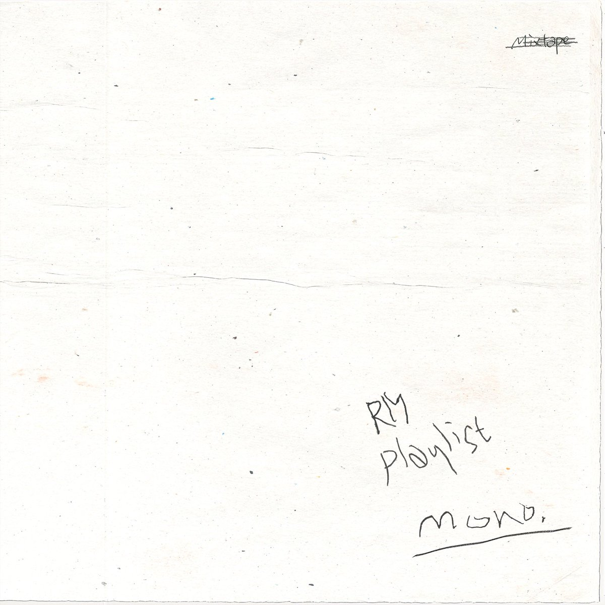 Image result for rm bts mono
