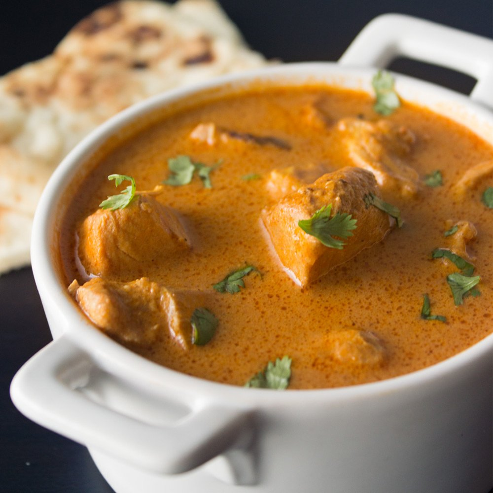 Instant Pot Indian Butter Chicken (with Slow Cooker Option) #foodpic #tasty #food - https://t.co/a1JWDNwqfq https://t.co/U927HpO30c