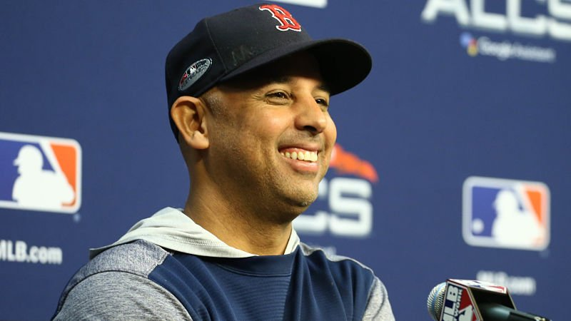 Is it possible the cheating accusations against the Astros helped the Red Sox during the ALCS?  Alex Cora sure believes so: https://t.co/qqBWjEbrHO