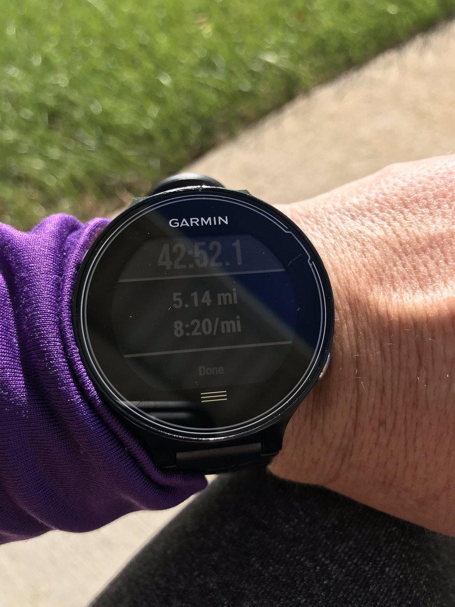 A windy reflective run this morning. Grateful for the opportunity to run!#FitLeaders