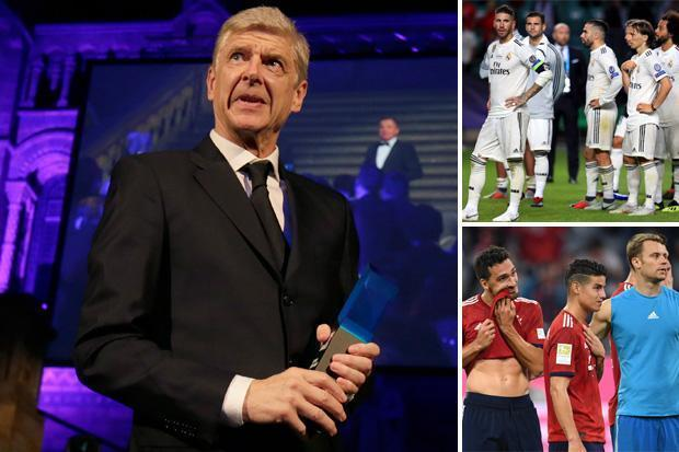 Arsene Wenger has many options – if the ex-Arsenal boss waits then crisis clubs Real Madrid and Bayern Munich may be among them https://t.co/6m5euxl48j