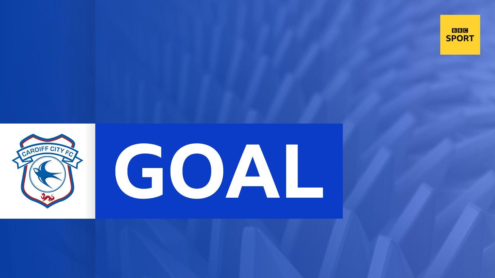 GOAL!  Kadeem Harris delivers a two-goal cushion!  Cardiff 4-2 Fulham  LIVE: https://t.co/kR1pB6qG5b #CARFUL https://t.co/GHowvDoaOO