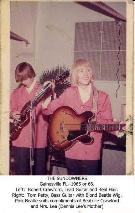 Happy Birthday, Tom Petty! I m celebrating in Hogtown!
