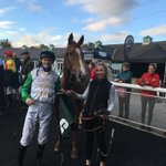 Weellan provided a tough performance to win under @DavidNo45583497 @CatterickRaces for @alareen_racing congratulations!