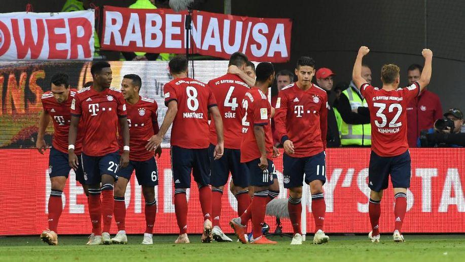 Hasil Wolfsburg vs Bayern Munich: Die Roten Akhiri Tren Buruk https://t.co/3Vc8vl6RmF via @detiksport https://t.co/gWP5oEiGR2