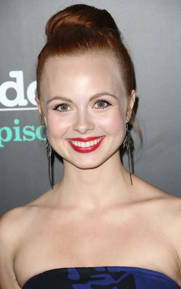 """Happy birthday to Galadriel Stineman, who you probably know from \""""Glee\"""" or \""""The Middle.\"""""""