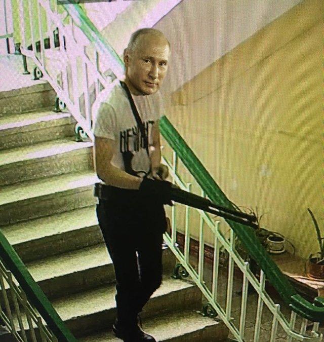 Росляков влаштовує бійню в коледжі окупованої Керчі - Цензор.НЕТ 3202