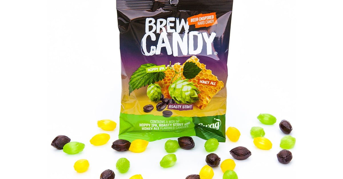 Move Over Candy Corn: Beer Candy Makes for a Hoppy Halloween bit.ly/2EDkQmn