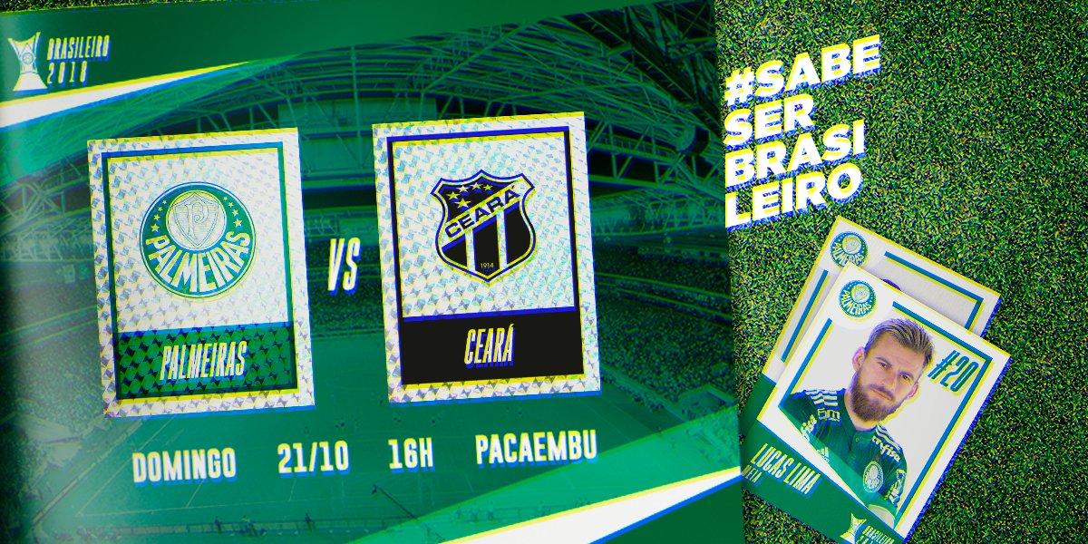 Mais uma decisão e mais um dia de 💚 acelerado, mas cantando e vibrando durante os 90 minutos. Hoje tem Palmeiras no #Porcoembu!  Saiba tudo sobre o duelo ➤ https://t.co/Ub0WlnBndx #DiaDePalmeiras #AvantiPalestra #SabeSerBrasileiro