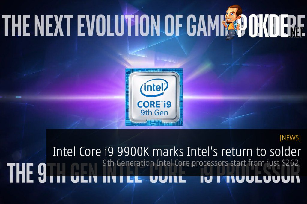 latest 9th generation processors - 1000×667