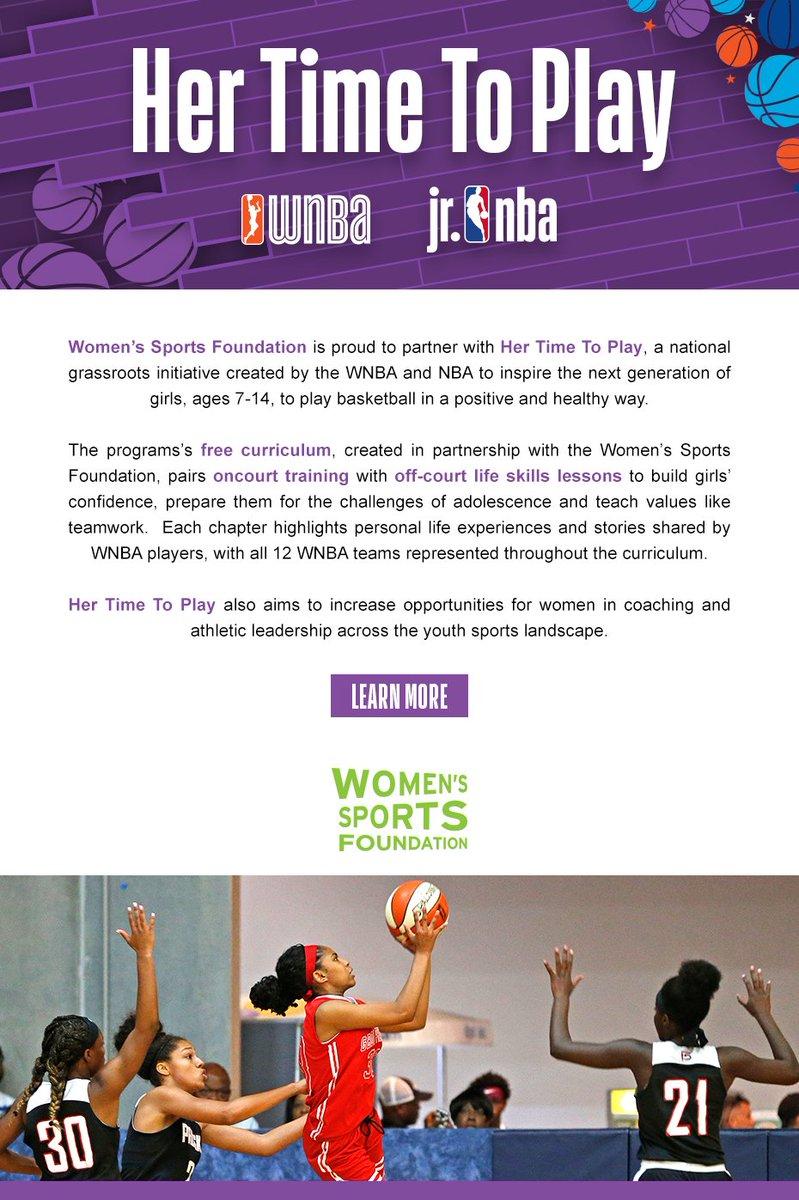 Women's Sports Foundation : Latest News, Breaking News