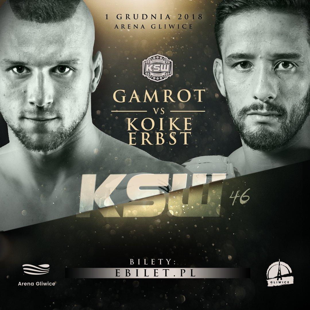 KSW 46: Narkun vs. Khalidov 2 - December 1 (OFFICIAL DISCUSSION) DpAMzC8XUAQLSCo